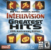 INTELLIVISION GREATEST HITS - 20TH ANNIV
