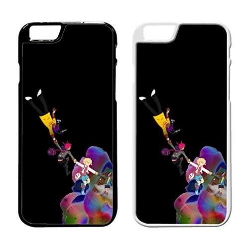 Lil Uzi Vert Do What I Want Mp3 Image Cover iPhone Case Cover iPhone 6 Plus Case or Cover iPhone 6S Plus Black Rubber L1C4RVL
