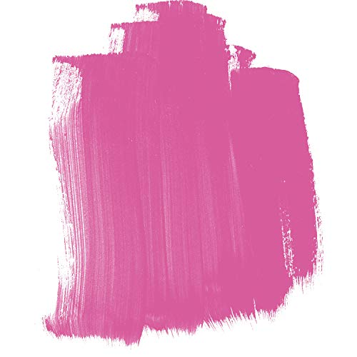 - Daler-Rowney System 3 Acrylic 150 ml Tube - Fluorescent Pink