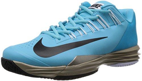 Blk white 006 Nike Plrzd Scarpe Blue sportive Znc Uomo 631653 mtllc aUZ0qwT