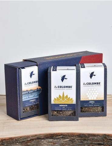 La Colombe Coffee Greatest Hits Whole Bean Corsica Nizza Monaco by La Colombe Coffee