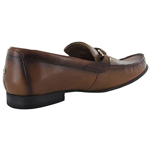 Steve Tan Wreker Mens Shoe Madden Slip P On Leather Loafer aqa7p