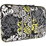 "Vera Bradley 17"" Laptop Sleeve in Baroque"