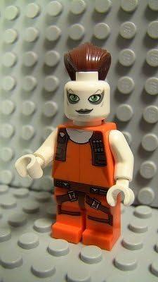 LEGO Regominifigu [Star Wars 306] Aurra Sing_A