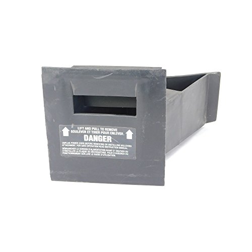 Black & Decker 24238206 Mulch Plate (Black & Decker Mulch)