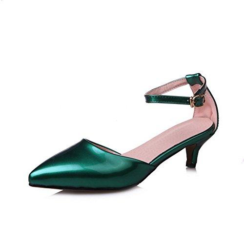 MJS03480 Zeppa Green 35 Verde EU Donna con 1TO9 Sandali dfaqft