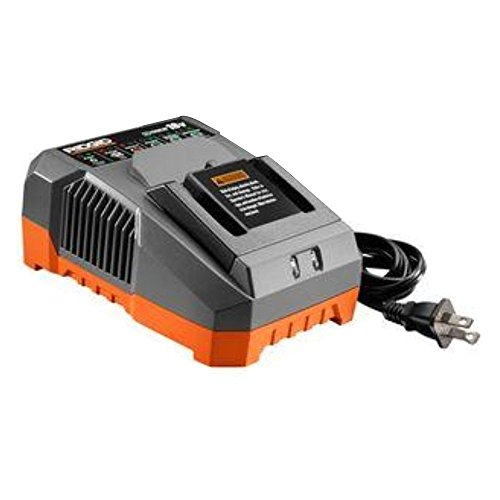 Ridgid R86092 18 Volt Charger 140189018 (Renewed) (Ridgid Battery Charger)