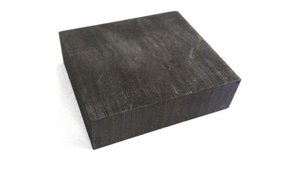 "GRAPHITE BLOCK PLATE SHEET BLANK SAWCUT GRADE 2915  3/"" X 4/"" X 4/"""