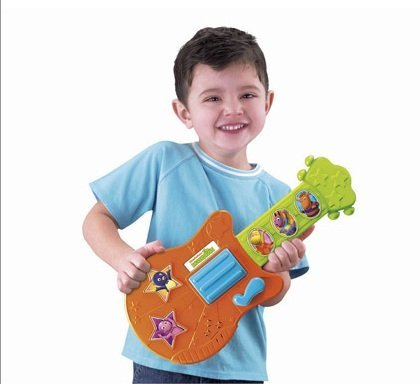 The Backyardigans Sing 'N Strum Guitar Nick Jr.