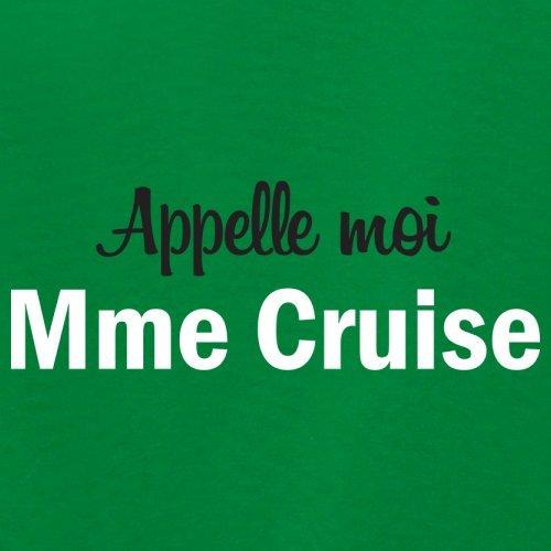 Apelle Moi Madame Cruise - Femme T-Shirt - Vert - S