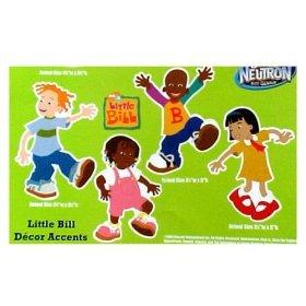 (Wallpaper Brewster Nickelodeon Kids Little Bill Decor Accents)
