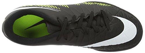 Nike 749922-017, Botas de Fútbol para Niños Negro (Black / White-Volt-Paramount Blue)