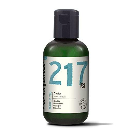Naissance Aceite Vegetal de Ricino BIO 60ml - 100% puro, prensado en frío, certificado ecológico, vegano, sin hexano y no OGM: Amazon.es: Salud y cuidado ...