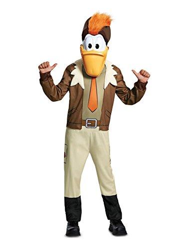 Duck Tales Costume (Disney Launchpad Ducktales Boys')