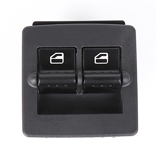 JoyTutus Fits VW Beetle Window Switch 1998 to 2010 Driver Side 1C0959527 1C0959855A