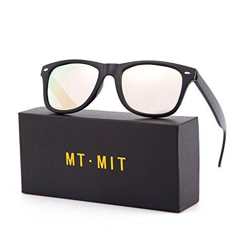 Amazon.com: MT MIT, lentes de sol polarizados con lente ...