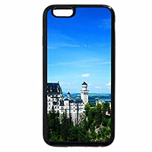 iPhone 6S Plus Case, iPhone 6 Plus Case, Neuschwanstein Castle, Bavaria, Germany