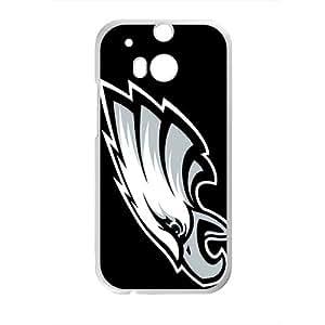 philadelphia eagles Phone Case for HTC One M8