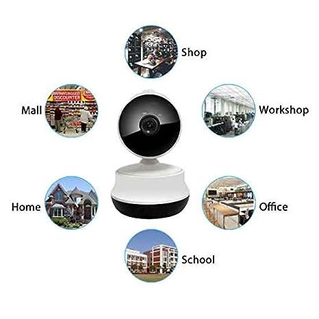 Cámaras De Seguridad Visión Nocturna Por Infrarrojos Audio De Dos Vías Cámara Fácil Instalación: Amazon.es: Electrónica