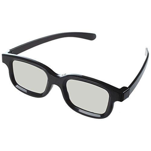 SODIAL(R) 3D Glasses For LG Cinema 3D TV's - 2 Pairs