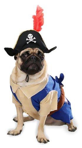 Pirate Pup Halloween Costume Small Dog Costume  sc 1 st  Amazon.com & Amazon.com : Pirate Pup Halloween Costume Small Dog Costume : Pet ...
