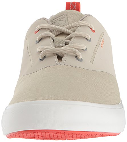 Sperry Top-sider Mens Flex Ponte Cvo Tela Sneaker Beige
