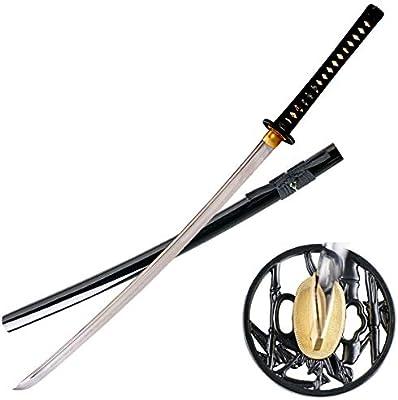 Musashi Hand-Forged 1060 Carbon Steel Samurai Sword