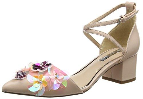 Miss KG Women's Azalea Ankle Strap Heels Pink (Pink) aVKluZ