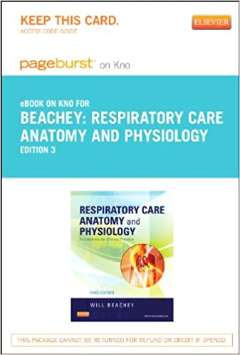 Respiratory Care Anatomy and Physiology - Elsevier eBook on Intel ...