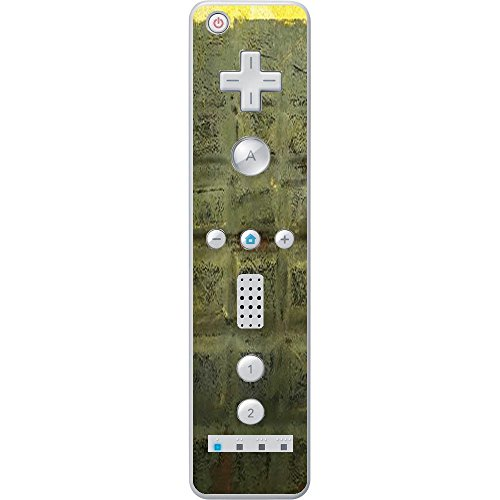 Grenade Grenades Military Pattern Texture Background Wiimote Wii Controller Vinyl Decal Sticker Skin by Moonlight Printing