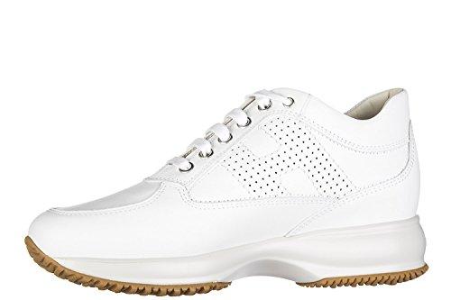 Sneaker Interactive in pelle (HXW00N00E30DU0B001)