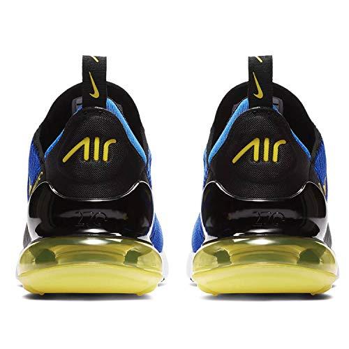 Negro Nike Color Force Gimnasia Air Hombre Zapatillas De Negro multicolor Para RrRUzgqSx