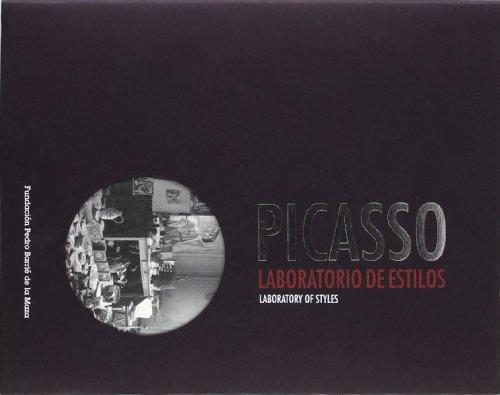 Descargar Libro Picasso: Laboratorio De Estilos María Teresa Ocaña