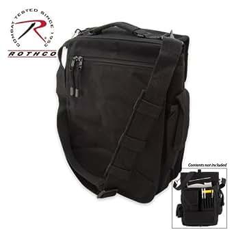 Rothco Black M-51 Engineers Bag, Black