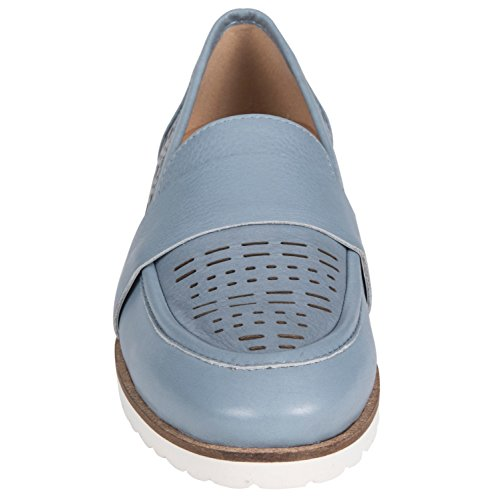 Masio Slip-on Blauw Van Dames