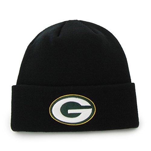 - NFL Beanie Green bay Packers - Black
