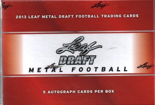 leaf football cards - 8