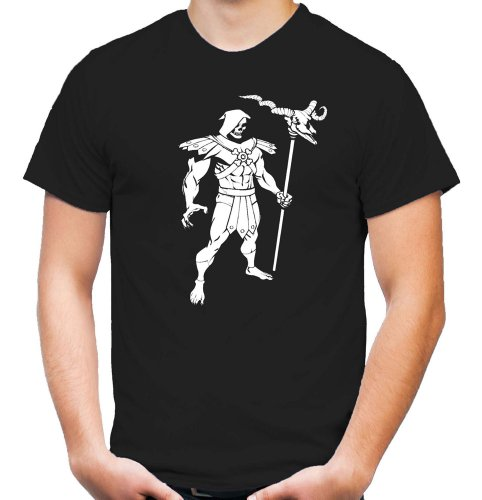 Skeletor T-Shirt | Masters of the Universe | M3