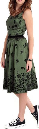 Twilight: New Moon Bella's Green Birthday Party Dress Offical Replica By Neca (Medium)