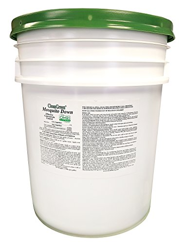 CleanGreen Mosquito Down Pesticide Concentrate Pail, 640 oz/5 gallon by CleanGreen
