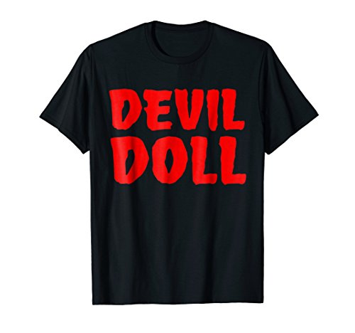 Pastel Goth Kawaii Punk Devil Doll T Shirt