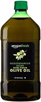 AmazonFresh Mediterranean Blend Extra Virgin Olive Oil 2L