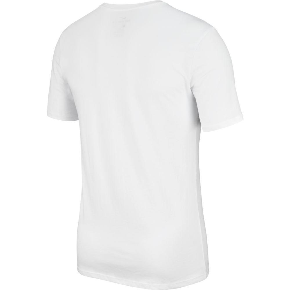 Nike M NKCT tee Wimbledon Icon - Camiseta, Hombre, Blanco(White ...