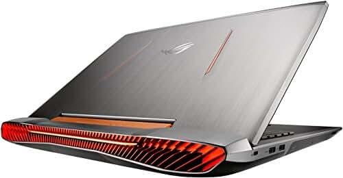 ASUS ROG G752VY-DH72 17-Inch Gaming Laptop, Nvidia GeForce GTX 980M 4 GB VRAM, 32 GB DDR4, 1 TB, 256 GB NVMe SSD