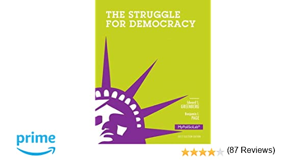 Struggle for democracy 2012 election edition 11th edition struggle for democracy 2012 election edition 11th edition edward s greenberg benjamin i page 9780205909049 amazon books fandeluxe Image collections