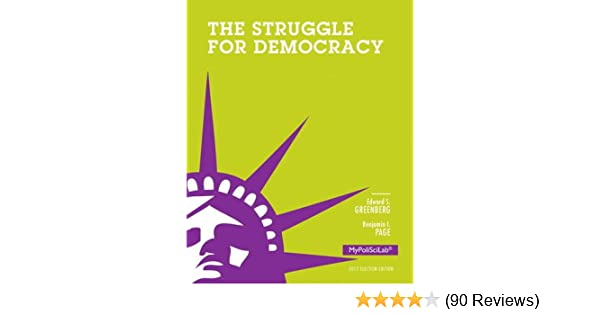 Struggle for democracy 2012 election edition 11th edition edward struggle for democracy 2012 election edition 11th edition edward s greenberg benjamin i page 9780205909049 amazon books fandeluxe Images