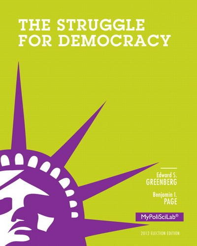 Struggle For Democracy, 2012 Election Edition (11th Edition)