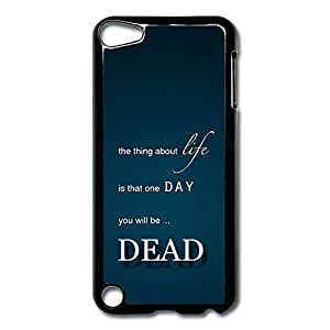 For Ipod Touch 5 Cover s Luck Sweat Design Hard Back Cover Cases Desgined By RRG2G