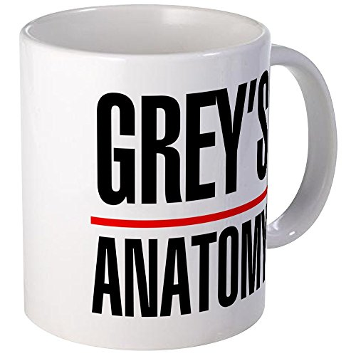 CafePress Greys Anatomy Unique Coffee