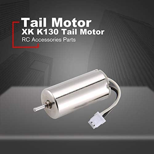 Ningbao T-Power Original XK K130 Motor de Cola RC Piezas del helic/óptero Coreless Tail Motor 4.01.K130.0019.001 RC Accesorios Partes